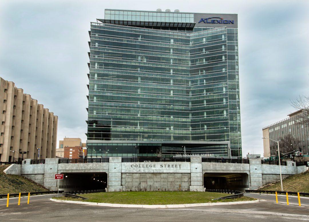 Alexion Pharmaceuticals Building