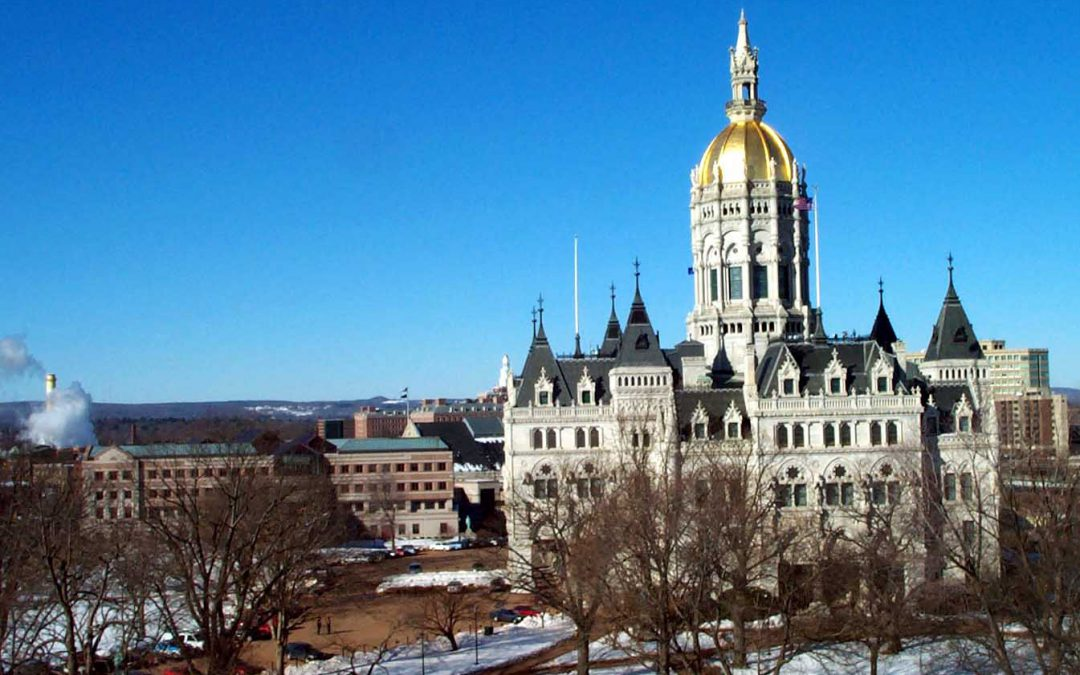 State of Connecticut Capitol Building