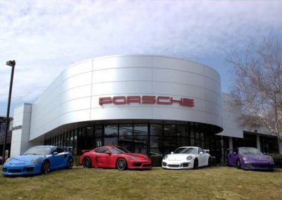 Porsche Greenwich CT
