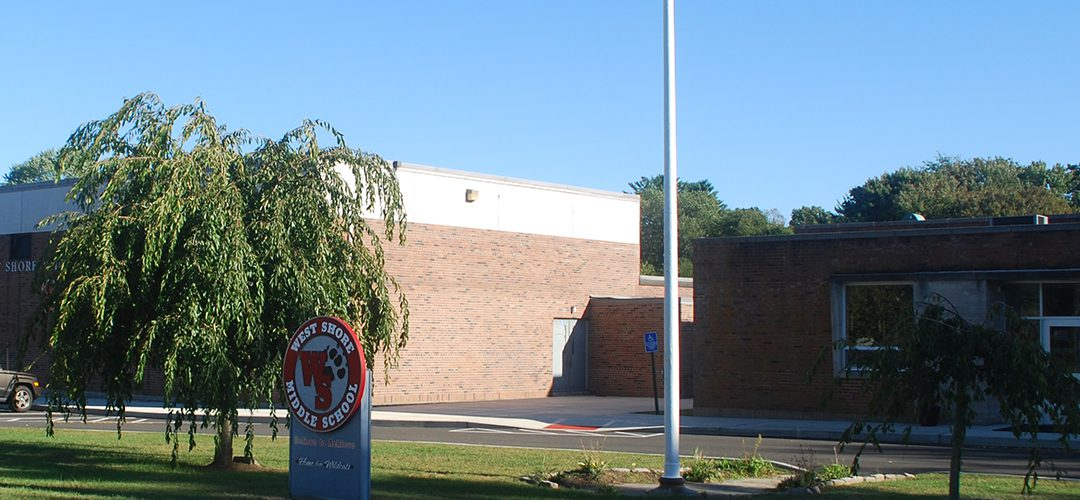 West Shore Middle School Milford CT