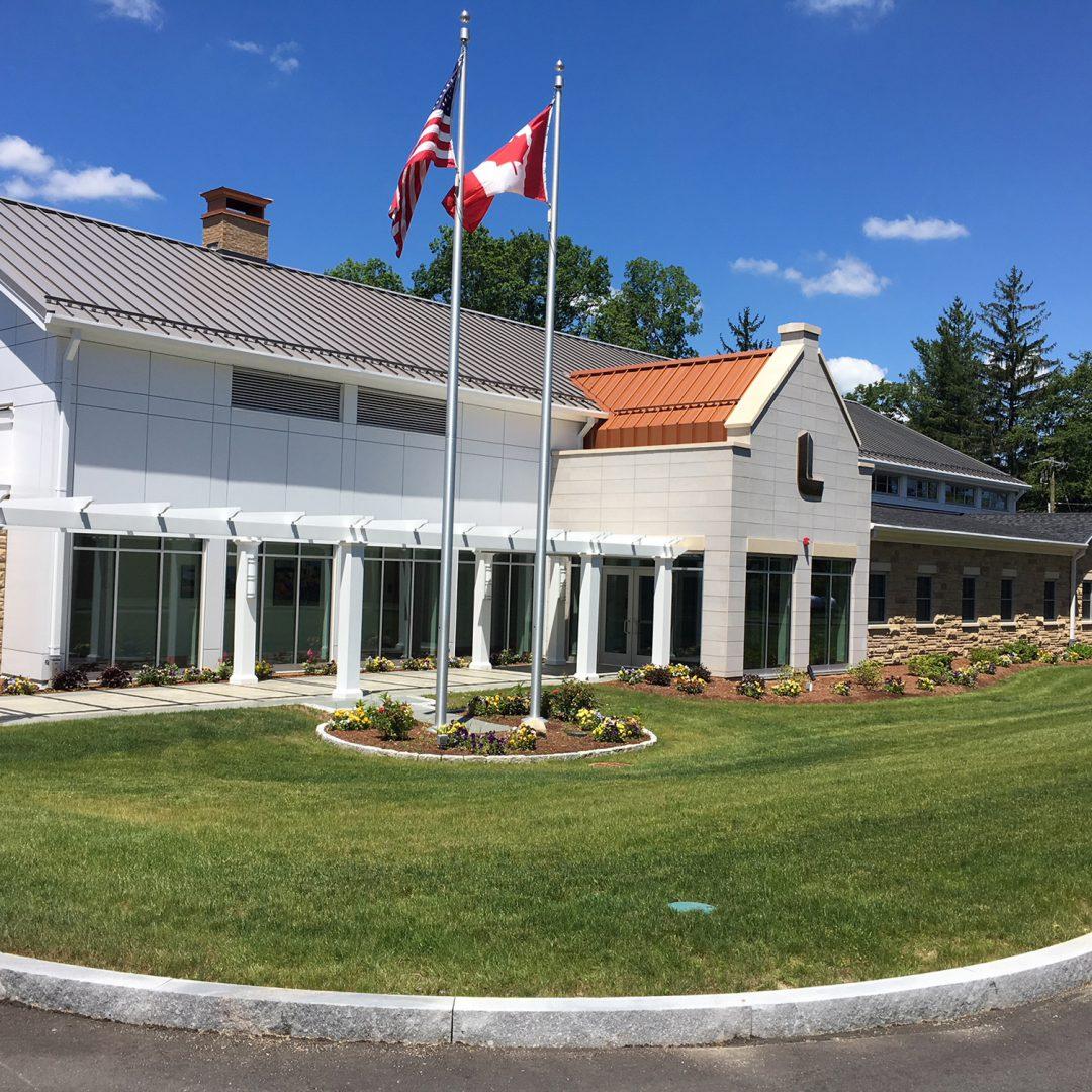 Liuna Training Center Pomfret CT